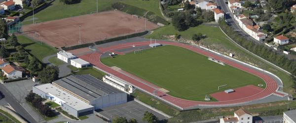 Stade Joseph Raymond Saint Laurent Sur Sèvre